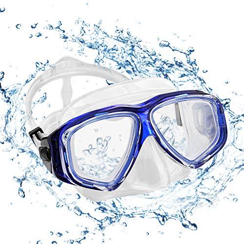 KOROSTRO Taucherbrille Erwachsene,...