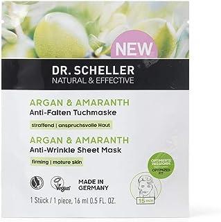 Dr. Scheller Argan & Amaranth anti-rimpel doekmasker