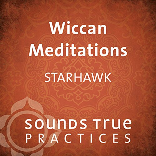 Wiccan Meditations audiobook cover art