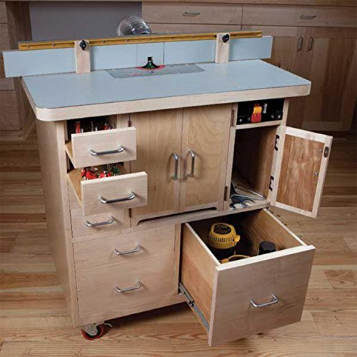 Woodworking Project Paper Plan to Build Router Table