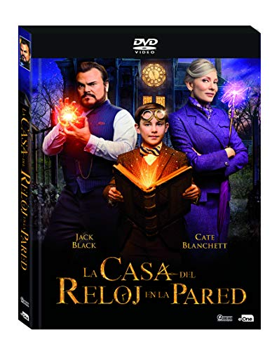 La Casa Del Reloj En La Pared (Digibook) [DVD]