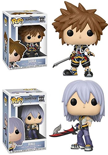 Funko POP! Disney: Disney Kingdom Hearts: Sora + Riku