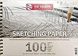 Talens Art Creation FSC-Mix-Papel de Dibujo (A4, 90 g, 100 Hojas), Lona, 21 x 31.6 x 2.7 cm