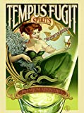 Hunnry Tempus Absinthes Poster Metall Blechschilder Retro