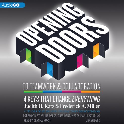Opening Doors to Teamwork and Collaboration cover art