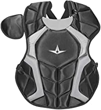 All-Star CPCC1618S7XBK Adult System Seven Pro Chest Protector BK