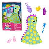 Barbie Accesorios de baño | para Chelsea Mattel FXN69 | Moda de la Muñeca
