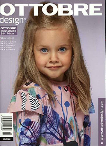 Ottobre Design Kids [Abonnement jeweils 4 Ausgaben jedes Jahr]