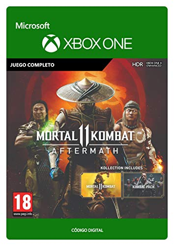 Mortal Kombat 11 Aftermath Kollection | Xbox One - Código de descarga