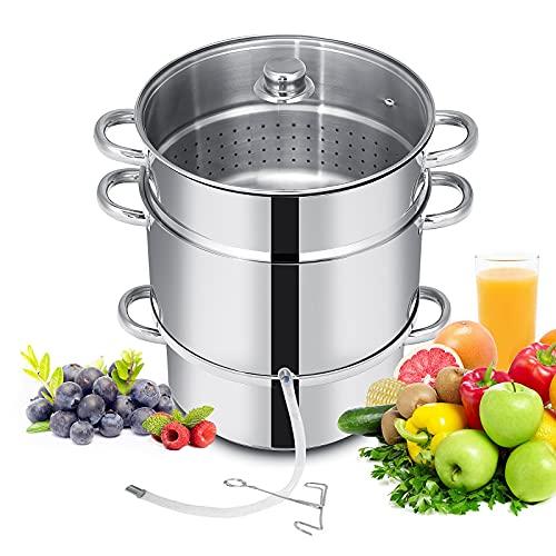 fruit juice steamer - 8