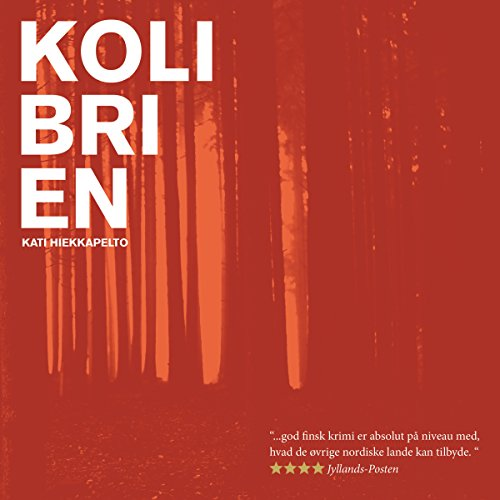 Kolibrien audiobook cover art