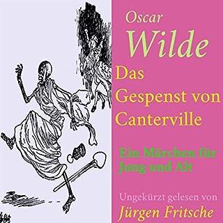 Das Gespenst von Canterville Titelbild