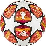 adidas Finale M J350 - Balon de fútbol, Hombre, White/Active Scarlet/Solar Red, 5