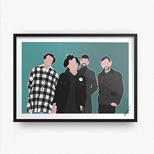 The 1975 INSPIRED Print/Poster