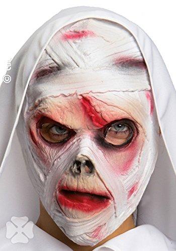 Masque de Momie terrifiant - Adulte - Taille Unique - HALLOWEEN - 1135