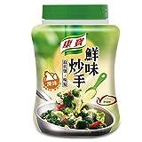 《康寶(台湾クノール)》鮮味炒手原味(旨味調味料-鶏出汁) (240g) 《台湾 お土産》 [並行輸入品]