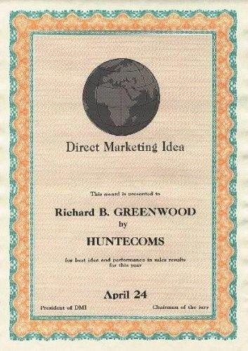 Decadry Premium Zertifikats-Diplom mit Wasserzeichen, 115 g/m², 25% Baumwolle