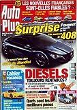 AUTO PLUS [No 1042] du 26/08/2008 - LES NOUVELLES FRANCAISES SONT-ELLES FIABLES...