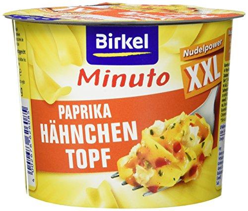 Birkel Minuto XXL Paprika-Hähnchen-Topf, 6Er Pack (6 X 82 G)