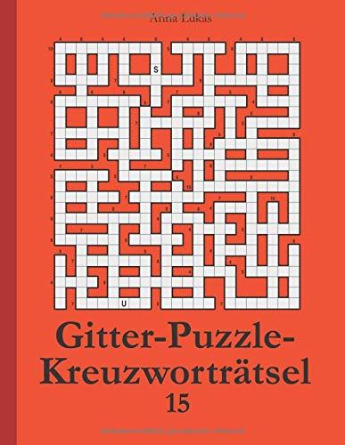 Gitter-Puzzle-Kreuzworträtsel 15