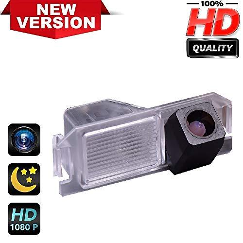 Misayaee Vue Arrière de Voiture de Vision Camera de Recul Auto/Voiture étanche pour Hyundai I30 i10 i20/ Genesis/ Tiburon 2007/2008/ Kia Soul/ Rohens- Coupe