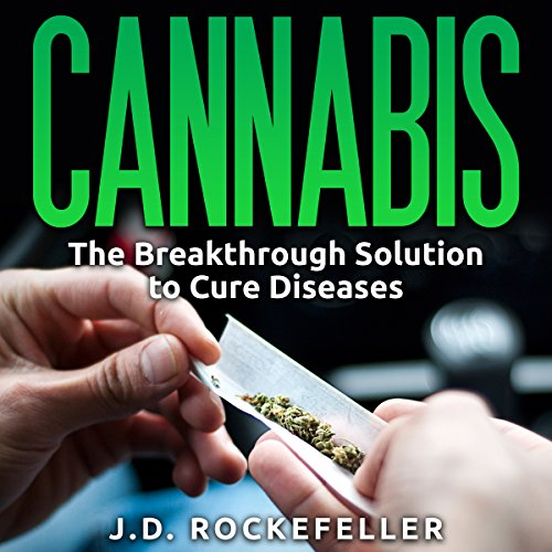 Cannabis audiobook cover art