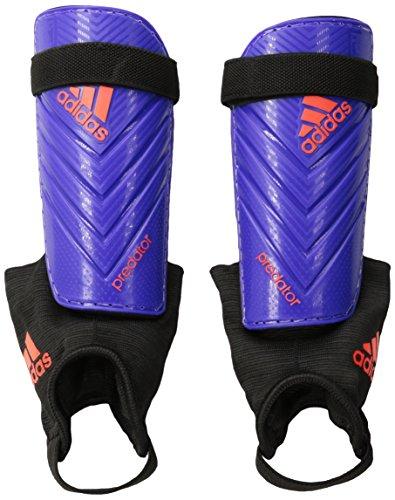 Adidas Performance Predator Club Schienbeinschoner, Night Flash LILA/Solar Red, unisex, Night Flash Purple/Solar Red