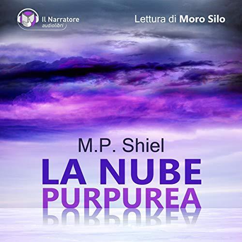 La nube purpurea cover art