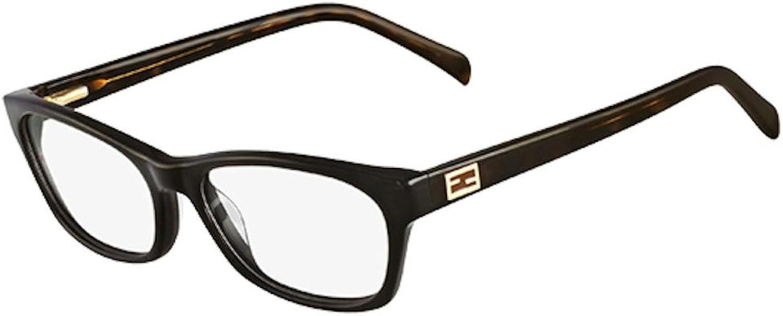 FENDI 1032 001 EyeGlasses & Case