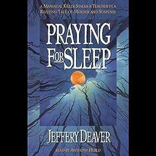 Praying for Sleep audiobook cover art