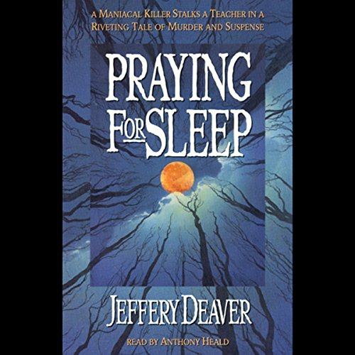Praying for Sleep audiobook cover art
