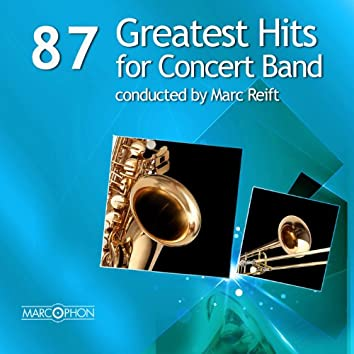 87 Greatest Hits for Concert Band