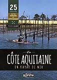La côte Aquitaine en kayak de mer