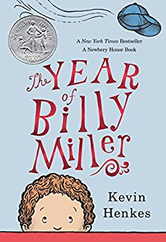 Paperback The Year of Billy Miller Book