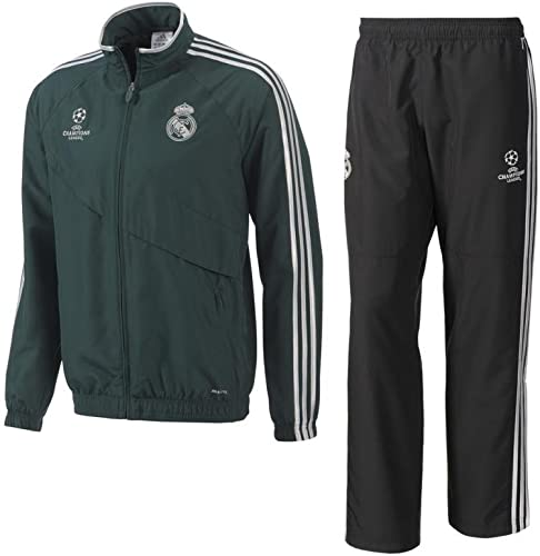 Real Madrid Champions League Presentation Suit 2012-13
