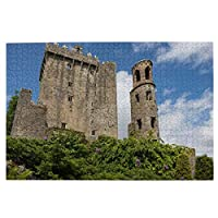 1000ピースパズル、コークアイルランド0612ブラーニー城中世、大人と子供のための絵パズルゲーム家族の結婚式の卒業ギフト