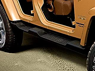 2007-2014 Jeep Wrangler Unlimited JK 4 Door Production Mopar Side Steps/Running Boards
