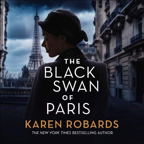 The Black Swan of Paris cover art