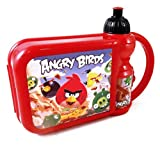 Angry Birds Lunch Box & Water Bottle Set by UltimateGifts