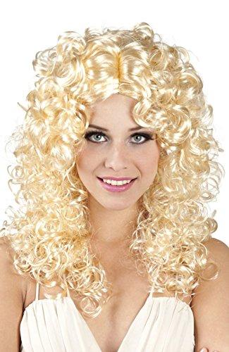 Boland 86421 Erwachsenenperücke Norah, blond, One Size