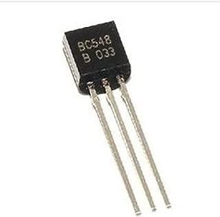 BC548B BC548 Transistor NPN TO-92 30V 100ma General Purpose Transistors Breadboard-Friendly (Pack of 1)