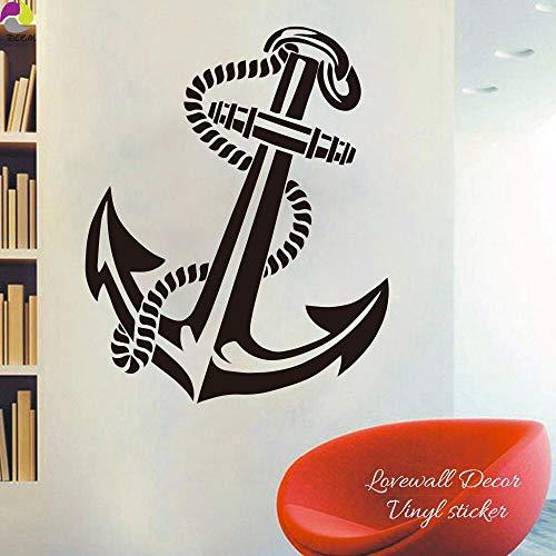 yaofale Große Wandaufkleber Schlafzimmer Kinderzimmer Boot Boot Segel Wandtattoo Wohnzimmer Baby Kinderzimmer Vinyl Home Dekoration Kunst