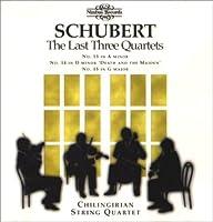 Schubert: The Last Three Quartets, Nos. 13, 14 & 15 (1994-12-06)