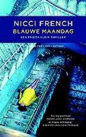 Blauwe maandag (Frieda Klein Book 1)