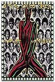 ZRRTERL A Tribe Called Quest Midnight Poster Und Drucke