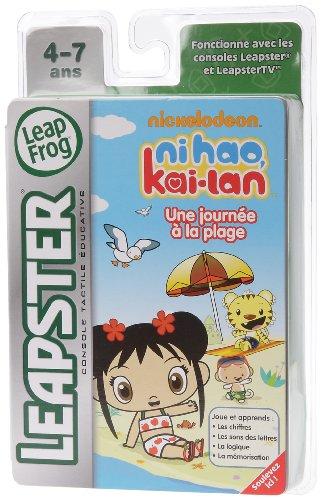 LeapFrog - 85005 - Jeu Educatif Electronique - Leapster - Jeu - Ni Hao Kai Lan - Nickelodeon