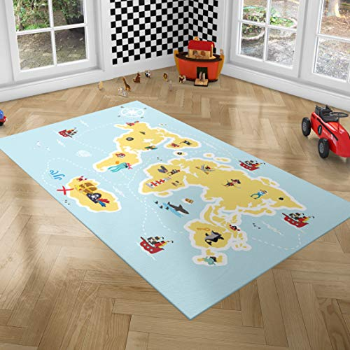Alfombras Infantiles Grandes Marca PlayGround