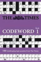 The Times Codeword by The Times Mind Games(2009-06-25)