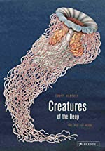 Creatures of the Deep - The Pop-up Book d'Ernst Haeckel