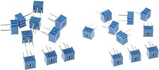 100K & 20K Ohm Trim Pot Trimmer Potentiometer 3362P-103 (Set of 20) Temperature Range -65 °C to +150 °C